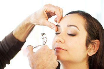 curl lashes