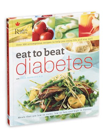 Eat to Beat Diabetes-available now!