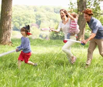 Is child's play the secret to a happier, healthier life?