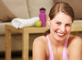 workout fitness woman