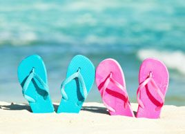 Are your summer sandals wreaking havoc on your health?