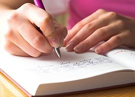 Why keeping a food journal will help you lose weight