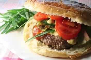 burger man food