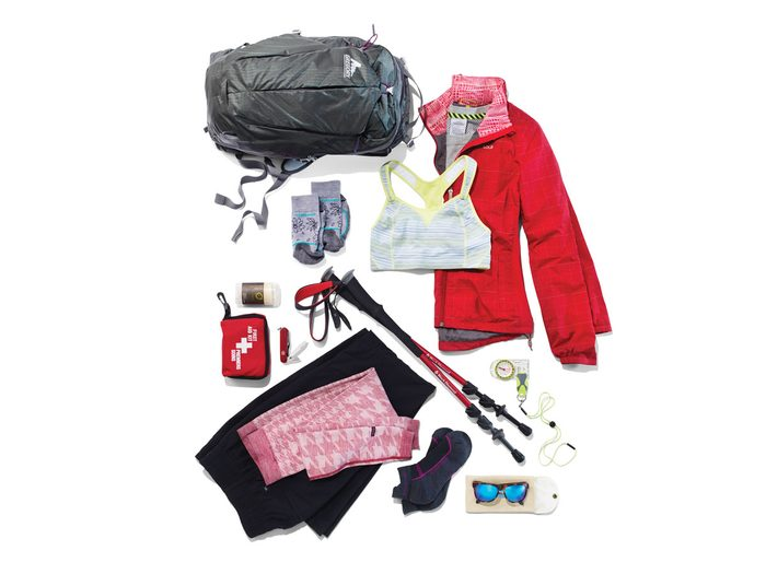 gear for hiking