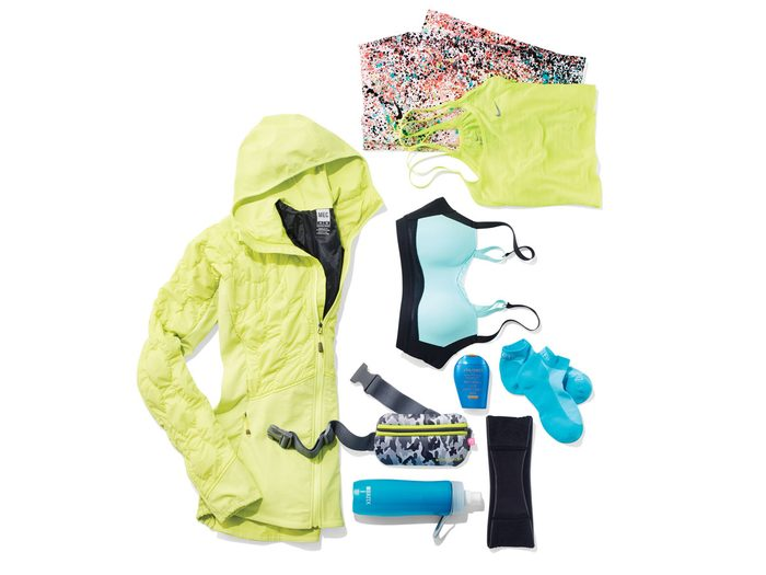 Gear for running