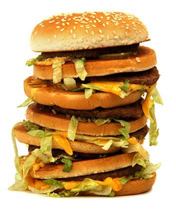 hamburger fast-food