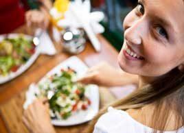 happy healthy eating