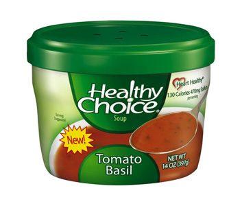healthy choice soup
