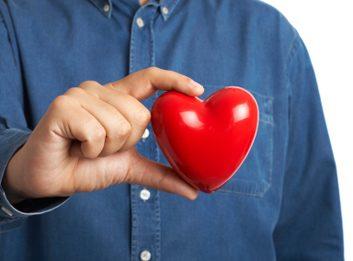 heart disease men