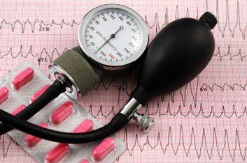 high blood pressure heart health