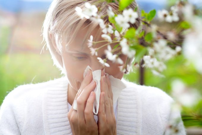 Top Tips for Spring Allergies