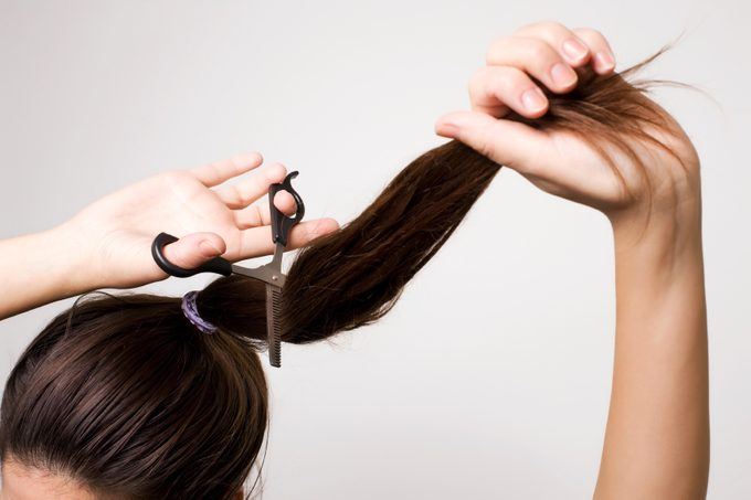 How to donate hair for cancer patients