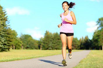 interval training running