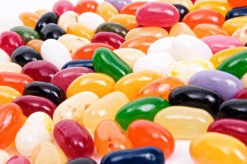 jellybeans candy