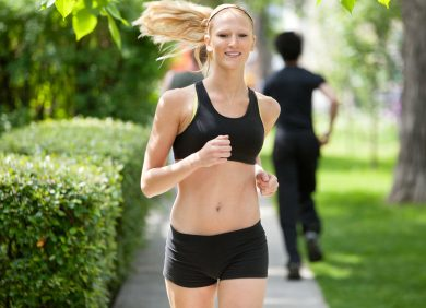 Summer Slim-Down workout plan: Week 1