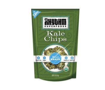 Rhythm Kale Chips
