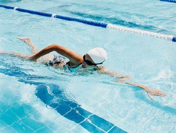 lane swim cardio