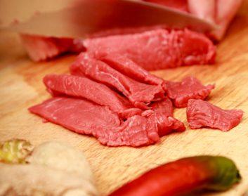 lean steak