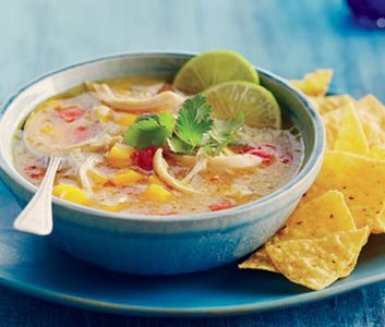 Soupa de Lima (Lime Soup)