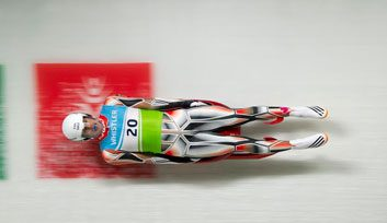 7. Luge and skeleton
