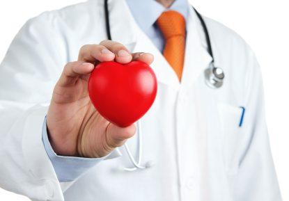 man heart doctor