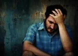 Depression in men: Symptoms and treatment