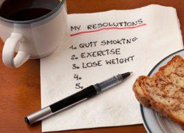 5 ways to follow through on your goals