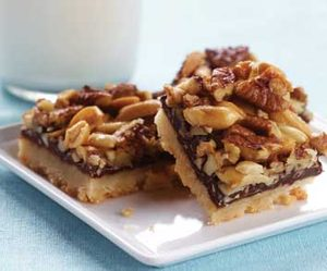Nutty Chocolate Cookie Delight