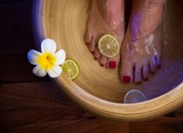 How to stay healthy at the salon