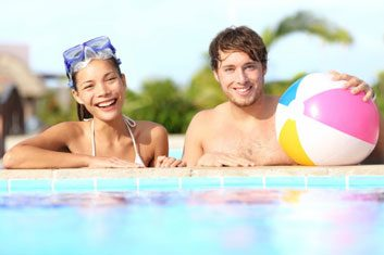 travel fitness pool vacation swim summer