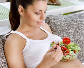 pregnancy foods