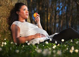 10 things to know about healthy eating during pregnancy