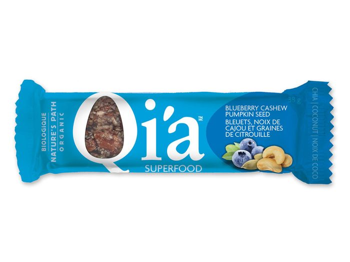 Qi'a Superfood Snack Bar