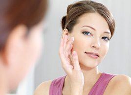 skin care woman beauty