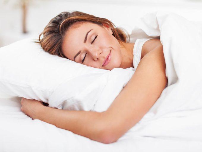 'I Sleep Alone and I Like It'