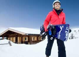 Fitness trend: Snowboarding