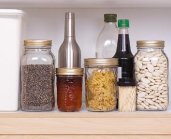 soy sauce pantry