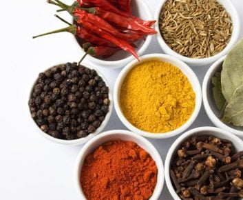 more spices