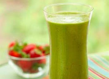 spinach smoothie large