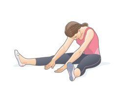 Spine stretch