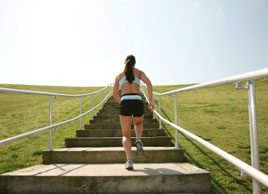Fitness Trend: Stair-climbing your way to the top