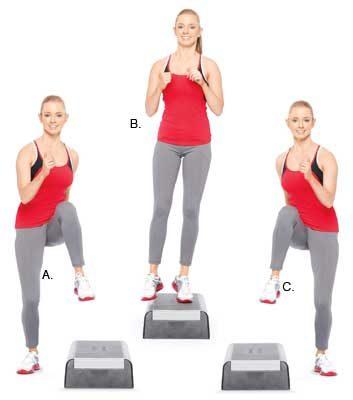 step workout