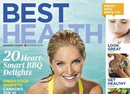Best Health Magazine: Summer 2008