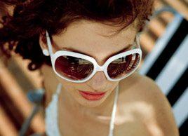 Are cheap sunglasses safe?