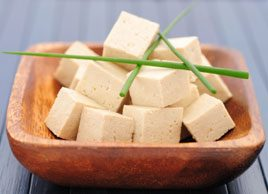 The health benefits of tofu