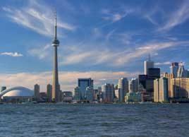 Canada's bluest communities: Toronto