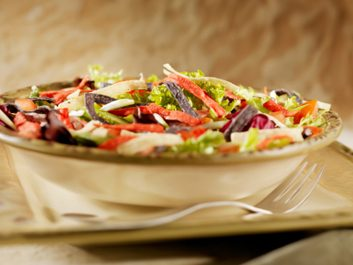 McDonald's Southwest Salad