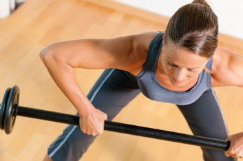 muscle upper body