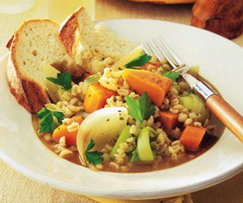 Roast Vegetable and Bean Stew
