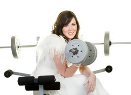 Get royally toned in time for your wedding